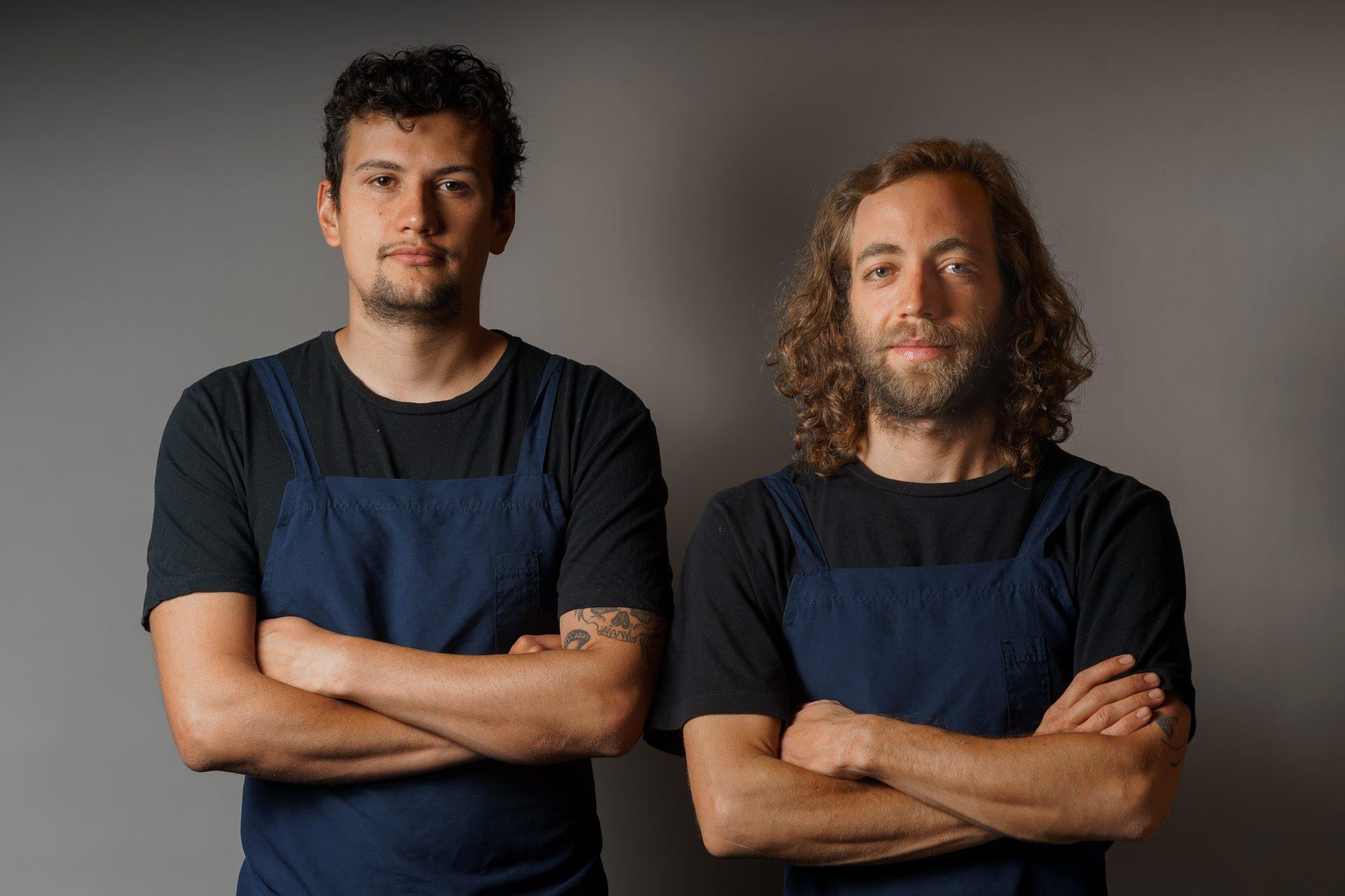 Mauricio López y Sebastián Jiménez